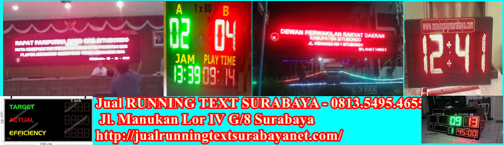 0813.5495.4655(Tsel)Jual running text Tuban