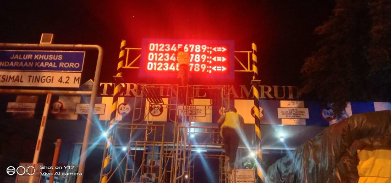Jual Jadwal sholat digital Semarang